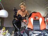 Amateurvideo NYLON-NAGEL-Fetischisten spritzt ab euren SAFT!!! von Sachsenlady