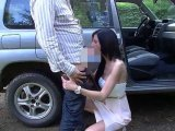 Amateurvideo Mitfahren für MEGA Schwanz und XXL Spermaladung von mysexyMel