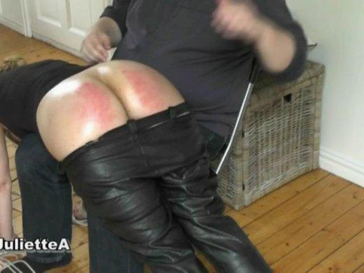 spanking po sm gescichten