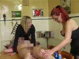 Amateurvideo Leckdiener von FarmofPleasure