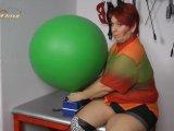 Amateurvideo Megaballon am Start von Annadevot